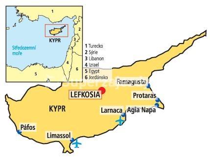 Protaras Paralimni Kypr Nejlepsi Zajezdy Last Minute