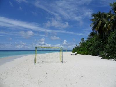 Maledivy - Gaafu Dhaalu Atoll