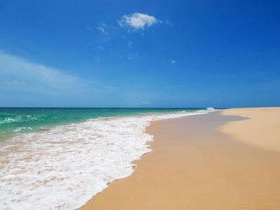 Kapverdské ostrovy - Ostrov Sal