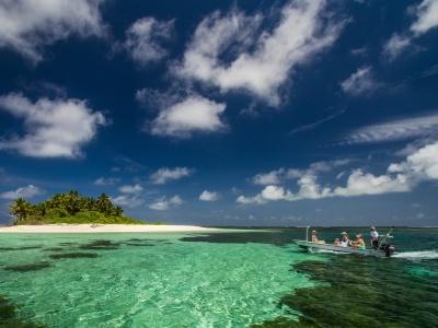 Seychelské ostrovy - Ostrov Alphonse