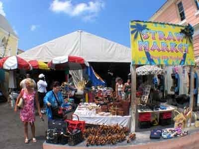 Bahamy - Nassau - Paradise Island