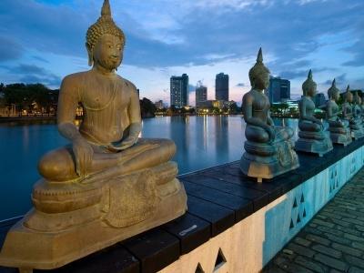 Srí Lanka - Colombo