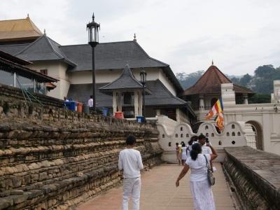 Srí Lanka - Kandy