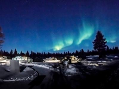 Finsko - Inari