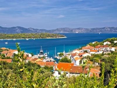 Chorvatsko - Ostrov Iž
