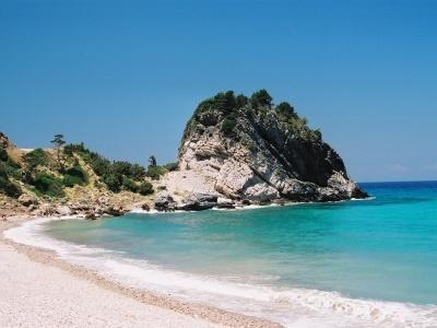 Řecko - Olympská riviéra