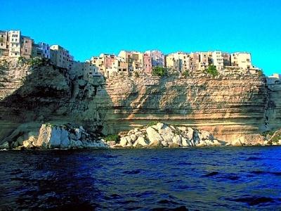 Francie - Korsika