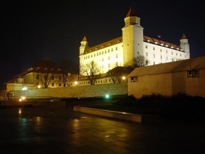 Slovensko - Bratislava a okolí