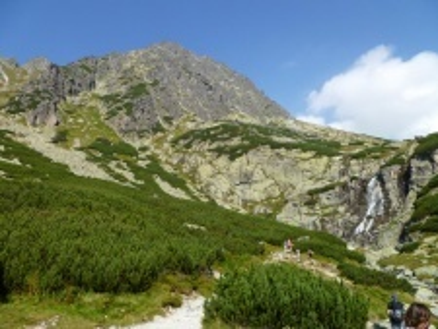 Slovensko - Vysoké Tatry