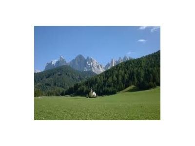 Itálie - Jižní Tyrolsko