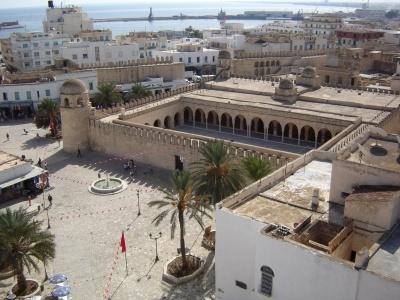 Tunisko - Sousse