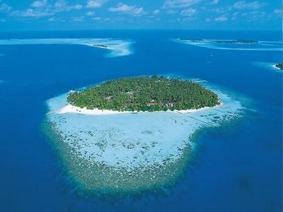 Maledivy - Jižní Malé Atol