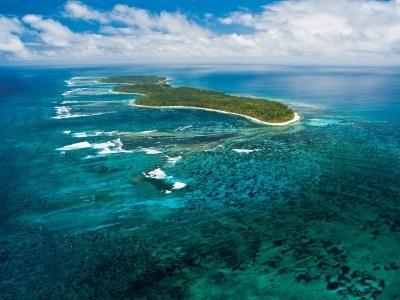 Seychelské ostrovy - Ostrov Desroches