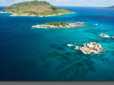 Seychelské ostrovy - Ostrov Cerf