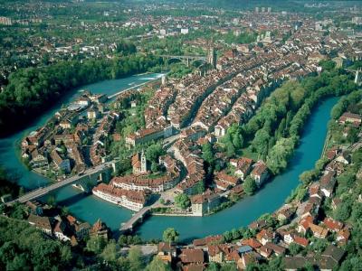Švýcarsko - Bern