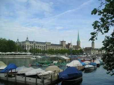 Švýcarsko - Curych