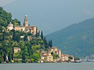 Itálie - Lago di Lugano