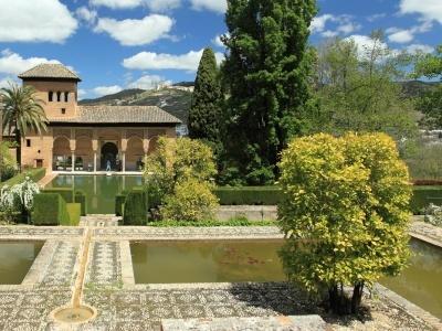 Španělsko - Granada