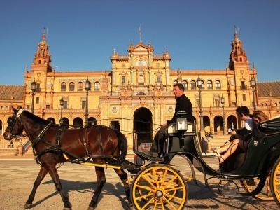 Španělsko - Sevilla