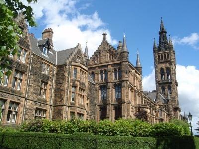 Velká Británie - Glasgow