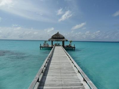 Maledivy - Haa Dhaalu Atol