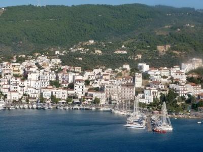 Řecko - Alonissos