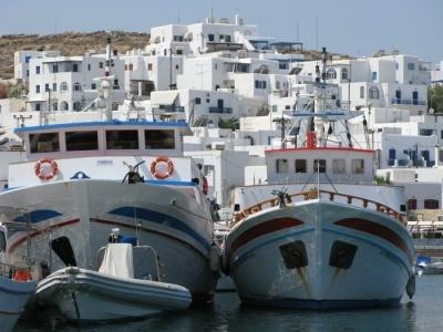 Řecko - Paros