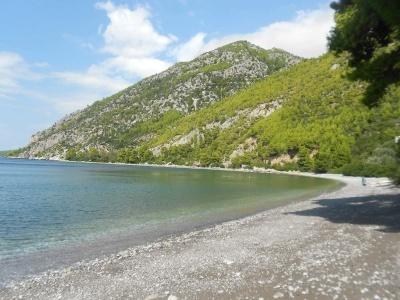 Řecko - Evia