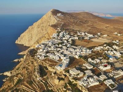 Řecko - Folegandros