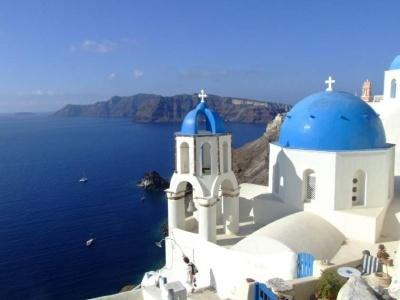 Řecko - Santorini