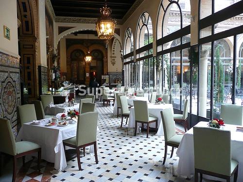 Restaurace datující se do temného amsterdamu