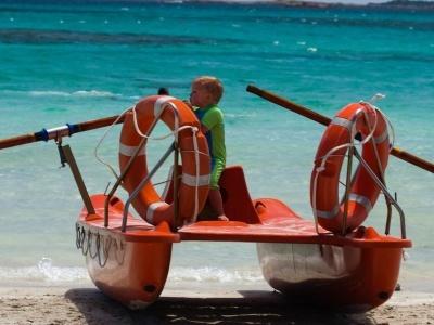 Sardinie  smaragdový ostrov na kole