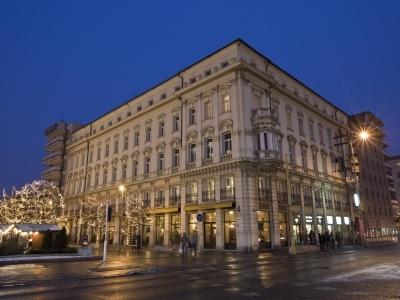 Rába City Center Hotel Győr