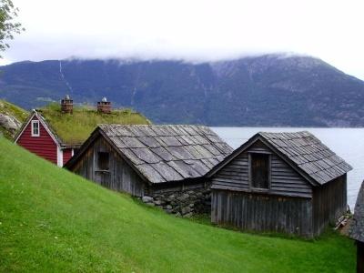 Norsko - zlatý trojúhelník (Eurokomfort)