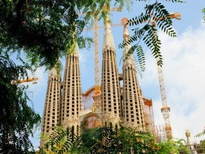 Barcelona - metropole Katalánska
