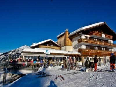 Alpenhotel Garfrescha St. Gallenkirch