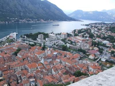 Černá Hora na kole v pohodě za poznáním