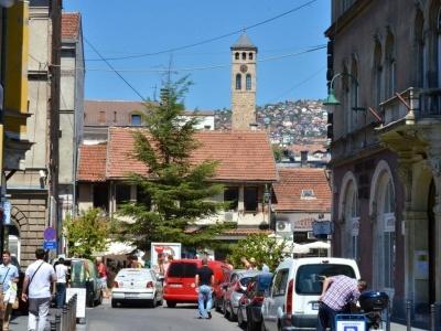 Bosna i Hercegovina na kole