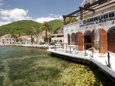 Carrubba Eco Hotel Tivat