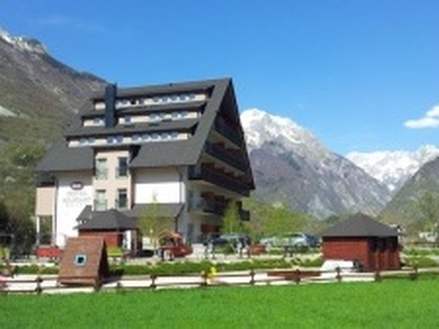 Mangart Hotel Bovec