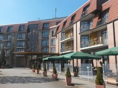 Van Der Valk Spreewald Parkhotel Bersteland