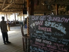Sunset Bungalows Kendwa