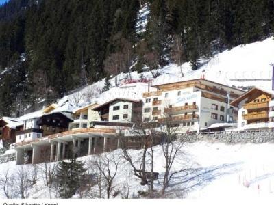 Silvretta Hotel Kappl
