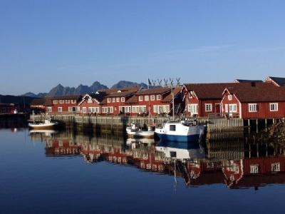 Lofoty a Vestrály I - letecký víkend za severní polární kruh
