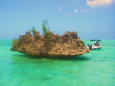 Rodrigues - Pointe Venus a Mauritius - Beachcomber Canonnier