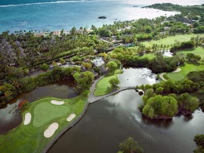 Kombinace Belle Mare - hotel Constance Plage Golf, Seychely - hotel Constance Ephelia