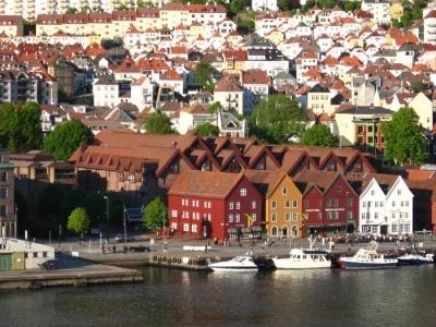 Kombinace Plavba Norskými fjordy zblízka s pobytem, all inclusive a českým delegátem - Monarch