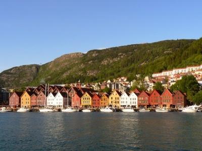 Kombinace Plavba Norské fjordy zblízka s pobytem, all inclusive a českým delegátem - Monarch