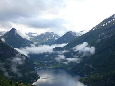Kombinace Plavba za krásami norských fjordů s pobytem, all inclusive a českým delegátem - Monarch