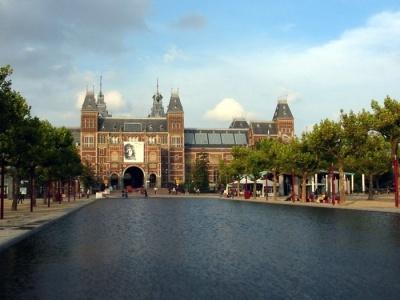 Květinový park Keukenhof i s návštěvou hlavního města Amsterdamu
